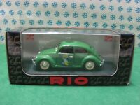 Vintage - VOLKSWAGEN Maggiolino Club Italia  -  1/43  Rio  88 serie speciale