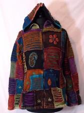 Plus Size Cotton Zip Coats & Jackets for Women