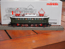Märklin H0 37750 BR E75 05 DB, grün,mfx digital, Sound, TOP, OVP
