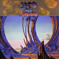 Yes - Union (NEW CD)