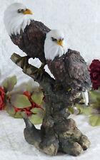Weisskopfadler Skulptur Adler Weisskopf Seeadler Figur Tierfigur Vogel Statue