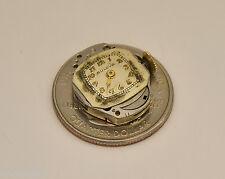 Bulova Automatic Watch Movement 17 Jewels. Run