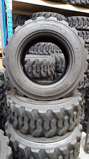 BOBCAT SKID STEER TYRES 10-16.5 12 PLY BRAND NEW 10x16.5