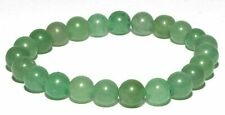 Bracelet en pierres naturelles perles d'aventurine de 8 mm