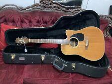 More details for takamine eg330sc electro acoustic guitar