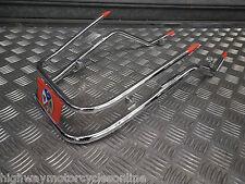 Vespa LML 125 200 Parafango anteriore Guarnizione protezione Cuppini Rosso