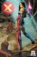 X-Men #3 Jay Anacleto Psylocke Variant (Marvel 2019)