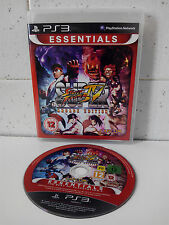 PS3 - Super Street Fighter IV - Arcade Edition - Essentials - UK Castellano