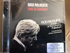 Rod McKuen - Live In London -CD / NEW