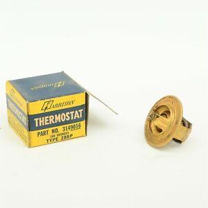 55-62 Pontiac Thermostat Vintage 180 Degrees GM Harrison 3149016 NOS