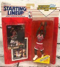 1993 Starting Lineup Michael Jordan Chicago Bulls Kenner NBA Basketball Figure