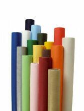 ROTOLO TNT 120 CM X 5 MT 50 GR vari colori tessuto tovaglia
