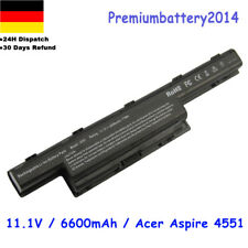 6600 MAH Akku für Acer Aspire V3 V3-551G V3-571G V3-771G AS10D41 31CR19/65-2