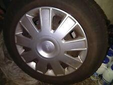 pneus hiver pirelli et jantes(5trous)acier FORD CMAXTREND 2013 195/65/R16,