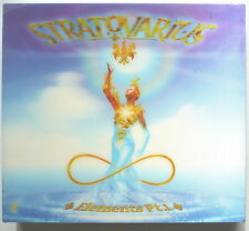 STRATOVARIUS - Elements Pt. 1 - CD > limited Edition 3D Box-Set w. Bonusdisc