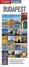 Insight Flexi Map: Budapest (Insight Flexi Maps), Guides, Insight, New Book