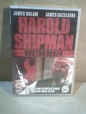Harold Shipman - Doctor Death - James Bolam - UK Dvd - New/Sealed