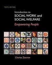 Introduction to Social Work / Social Welfare: Introduction to Social Work and...