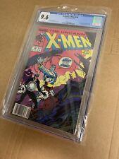 Uncanny X-Men #248 - CGC 9.6 Newsstand - Marvel 1989 - 1st Jim Lee In X-men!