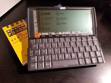 Psion Series 5 with manual