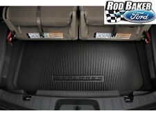 Black Mat Protector / Liner for Rear Cargo Area fits 2011 - 2018 Ford Explorer