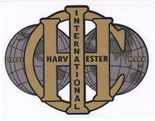 International Harvester McCormic-Deering M Hit Miss Gas Engine Motor Decal