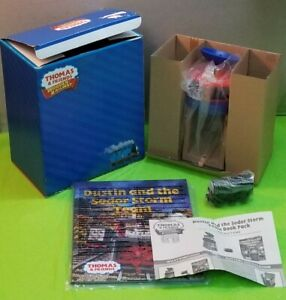 Thomas & Friends Wooden Railway Dustin and the Sodor Storm (Brand New, Open Box)