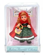 Rare 2000 New Little Red Riding Hood Madame Alexander Collection Merry Miniature