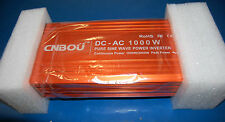 CNBOU B12P1000W-1  Pure Sine Wave Power Inverter (110VAC, 12VDC, DC - AC 1000W)