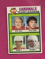 1979 TOPPS # 488 CARDINALS UNMARKED TEAM LEADER NRMT CHECKLIST (INV# A5163)