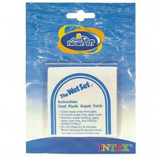 Intex Puncture Repair Kit Stick on Patch Above Ground Pools 6 Self Adhesive