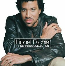 Lionel Richie ‎- The Definitive Collection (2003)  2CD  NEW/SEALED  SPEEDYPOST