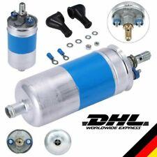 Elektrisch Benzinpumpe Kraftstoffpumpe UNIVERSAL 120L/h 6.5 BAR AUDI BENZ Blau-