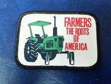 FARMERS THE ROOTS OF AMERICA PATCH