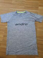 ANDRO Größe 2XS Herren Kinder Tischtennis Trikot T-Shirt Shirt