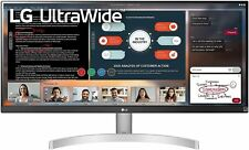 "LG 29WN600-W 29"" 21:9 UltraWide WFHD IPS HDR1 0 Monitor new!!!"