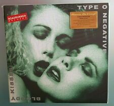 Type O Negative Bloody Kisses 2xLP Limited Coloured Vinyl Copy n.2197 Gatefold