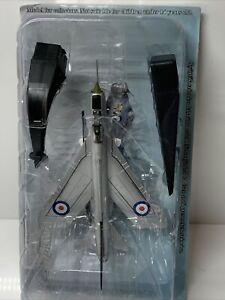 Amercom 1/100 Diecast BAC Lightning F6 No74 Squadron RAF 1969 New Sealed Rare