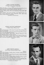 1953 Windsor CT High School Yearbook~Baltimore Orioles pitcher Moe Drabowski