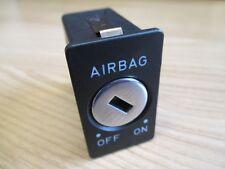 Schalter AIRBAG Deaktivierung Audi A6 S6 4B TT 8N 4B0919237 ON OFF
