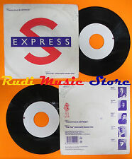 LP 45 7'' Theme from S EXPRESS The trip italy RICORDI LEFT 21 (*) cd mc dvd