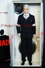 MAD MEN: ROGER STERLING 2010 Gold Lbl BFC EXCLUSIVE SILKSTONE Barbie_R4549_NRFB
