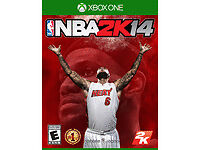 XBOX One 1 NBA 2K14 2014 Basketball NEW Sealed Region Free USA