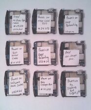 9 Blackberry 9530 motherboards, For Parts and or Repair