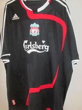 Liverpool 2007-2008 Away Football Shirt Size Small /13878