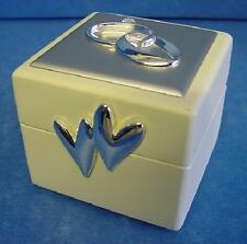 WEDDING RING PRESENTATION BOX - AMORE MARRIAGE COLLECTION WG264