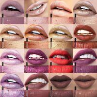 FOCALLURE Waterproof Metallic Metal Lipstick Lip Gloss Liquid Makeup Lipstick 41