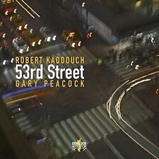 GARY PEACOCK/ROBERT KADDOUCH - 53RD STREET [DIGIPAK] NEW CD