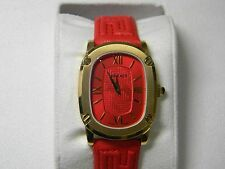 VERSACE COUTURE SWISS WATCH VNB 101405 (RED)