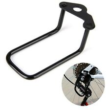 Bicycle Cycling Rear Gear Derailleur Protector Guard Steel Frame Bike Accessory
